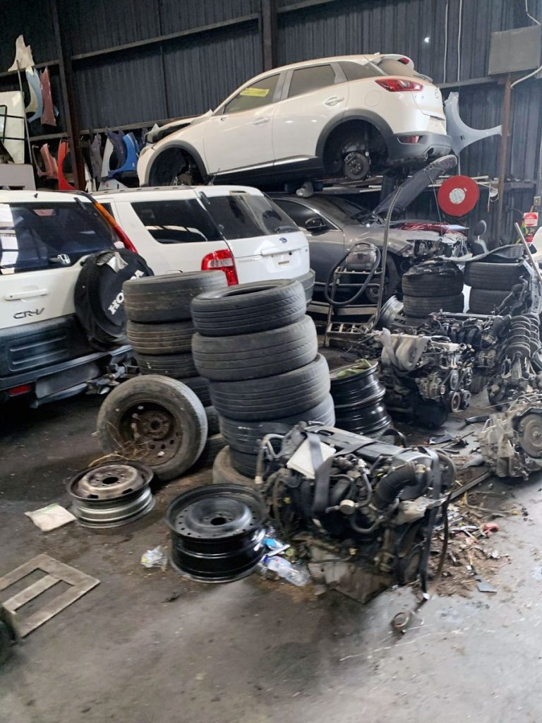 Sell Nissan Used Car Parts Melbourne at A Good Price